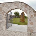 Steinrinnen - Eingang